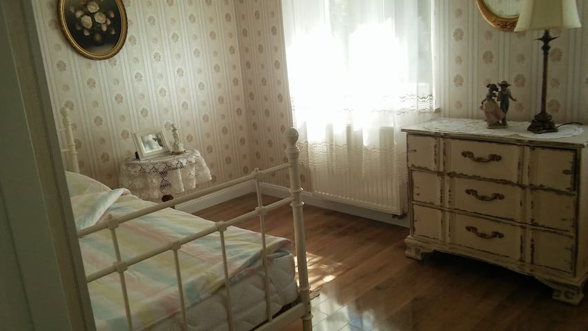 Villa Wiktoria, Łagów - Stylowy pokój dwuosobowy