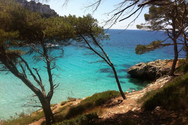 Apartamento barato en Menorca - Cap d'Artrutx - Bungalow