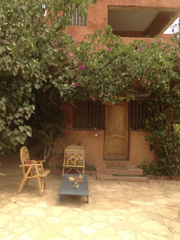 Maison La Paix sur  la Petit Cote Toubab Dialaw