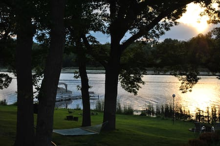 Minneapolis/St Paul Lake Cabin - Roseville - Chatka