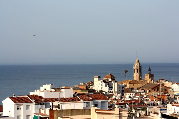 AMAZING GREAT VIEWS OF SITGES