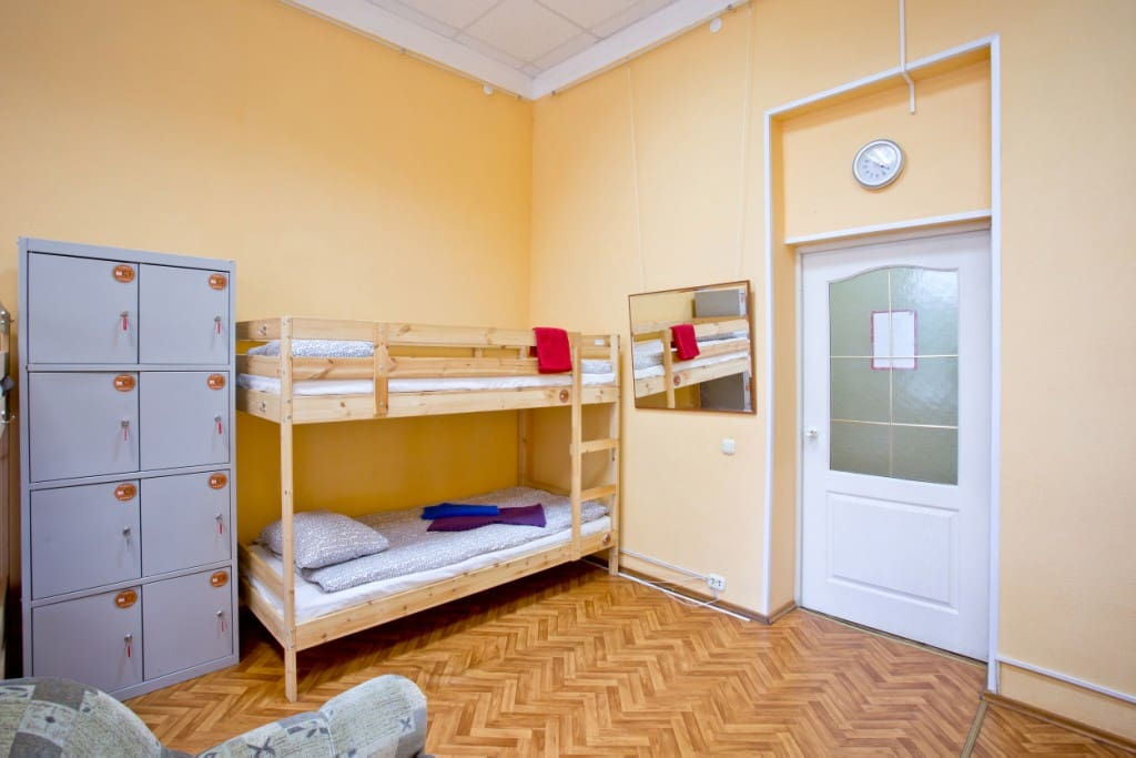 Dorm with 10 beds