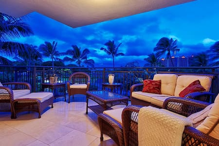 Peaceful sunset location on 3rd Flr - Ko Olina Beach - Villa