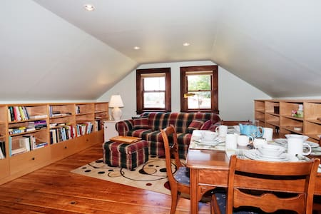 The Aerie in Shawnigan Village - Shawnigan Lake - Daire
