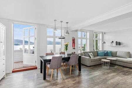 2 bedroom apartment with view - pro managed - Bergen - Huoneisto