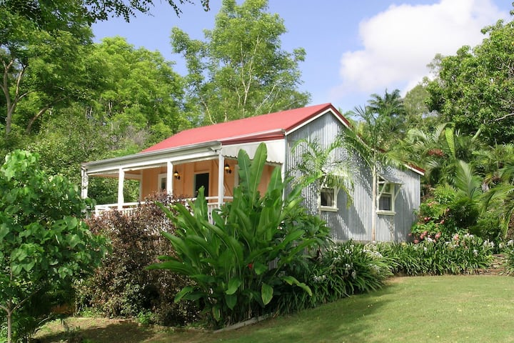Whitsunday Cane Cutters Cottage