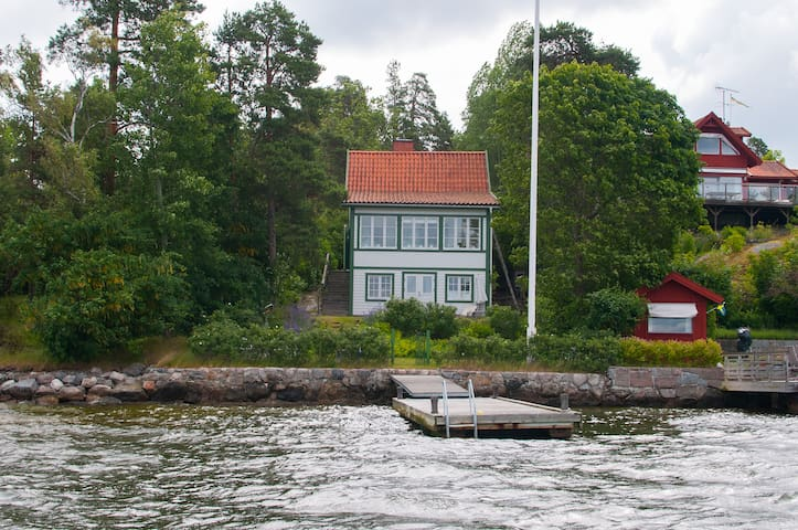 A summer house in the archipelago - Vaxholm - Huis