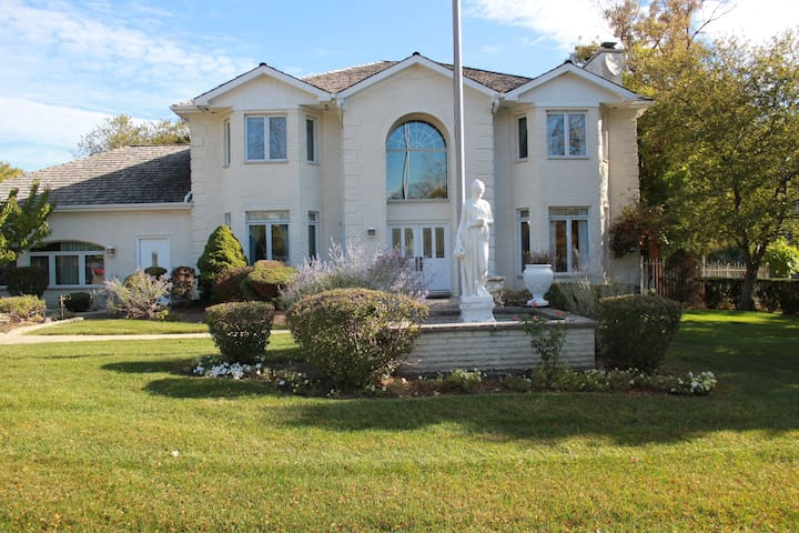 A mansion over 5000sf - Mount Prospect - Σπίτι