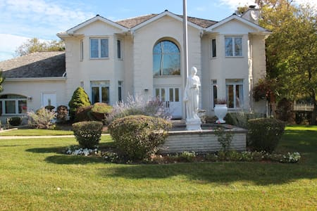 A mansion over 4000sf - Mount Prospect