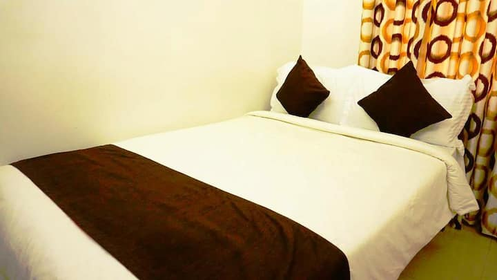 Single Budget Room at Thayamkerys Royal Inn Market Road Edappally Kochi Kerala