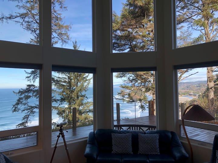 Outstanding Oceanview Home