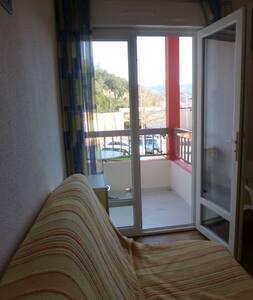 avec balcon et à 8 mn des thermes. - Lamalou-les-Bains - Appartement