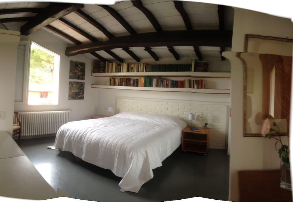 Bedroom (2° floor)