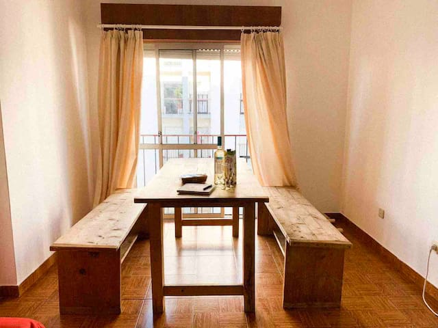 Comfy family apartment in Sintra