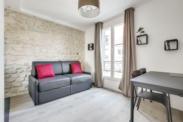 Appartement pour 2 personnes proche Tour Eiffel 21