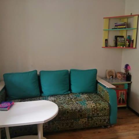 Room in cozy flat