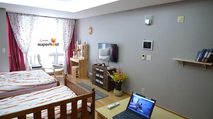 °HOSURang°KINTEX•ILSAN-LAKEPARK•LAFESTA•WESTERNDOM - Ilsandong-Gu, Goyang-Si - Apartment