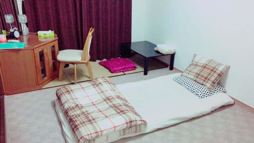 Family and friendly room - Kashiwa - Kashiwa - Квартира