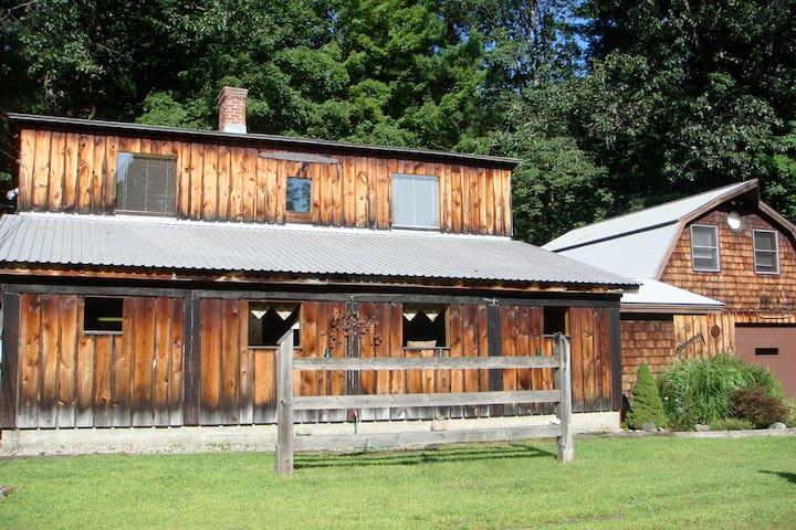 Peaceful Country Home - studio unit - Easthampton - Casa