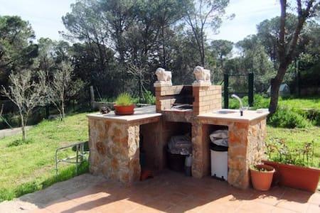 Preciosa casa en plena naturaleza. - Santa Cristina d'Aro