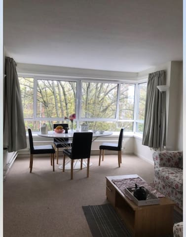 3 bedrooms flat, 5 min walking to the sea at Hove