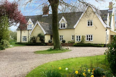 Billeaford Hall Bed & Breakfast - Knodishall