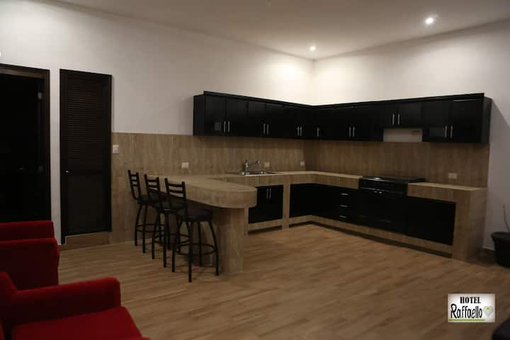 Hotel Raffaello, Suite Ejecutiva.