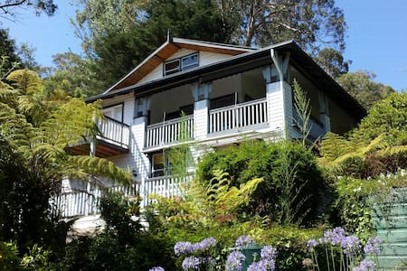 Devon Guest House: Treetops Suite - Belgrave - Bed & Breakfast