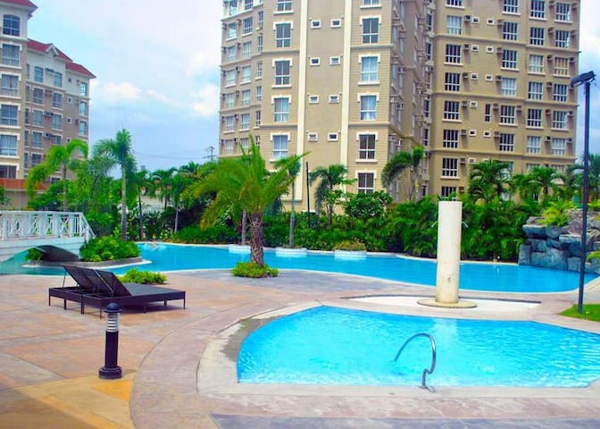VACATION RENTALS AT THE LAKEFRONT - Muntinlupa City - Lägenhet