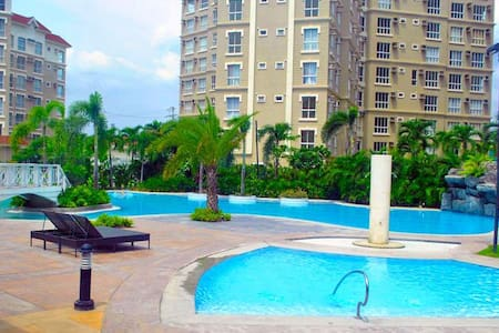 VACATION RENTALS AT THE LAKEFRONT - Muntinlupa - Huoneisto