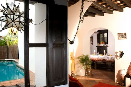 18th c. converted convent in Andalusian village - Jimena de la Frontera