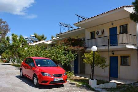 Villa Galaxidi - Apartment
