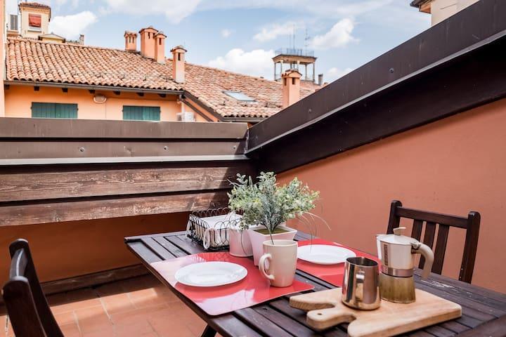 Appartamento Residence Castiglione WF AC