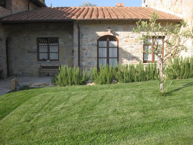 Casa Vacanze Pisella - Radda in Chianti - Apartemen