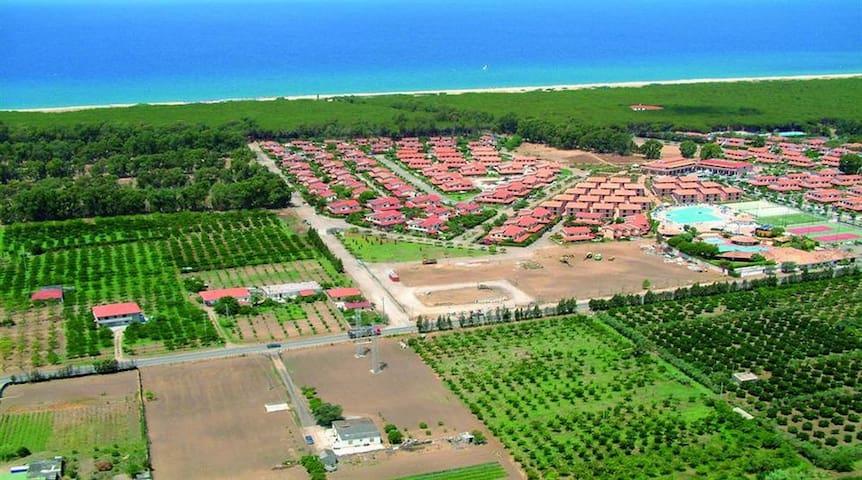 affitto villetta 90 metri in  villaggio rasidance - Contrada Difesa II - Casa de campo