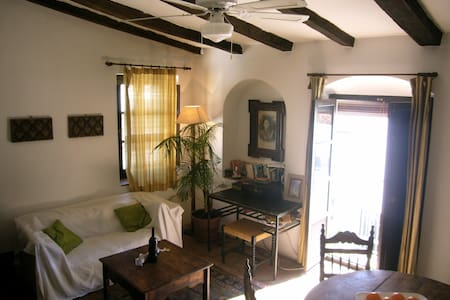 Cool studio in the heart of white village - Jimena de la Frontera