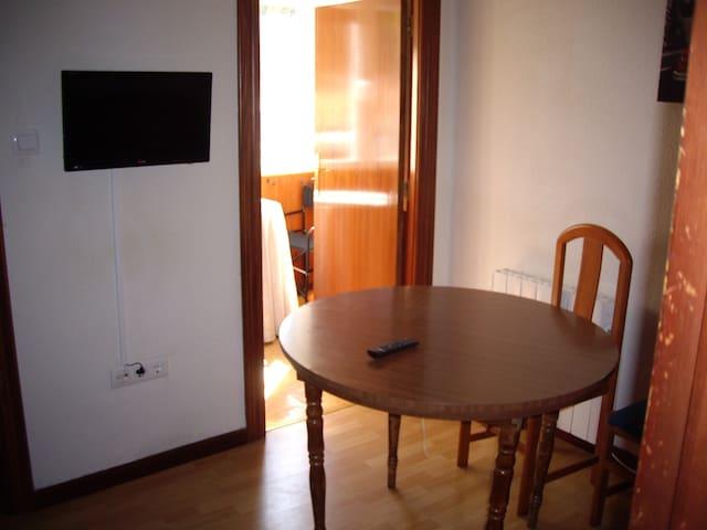APARTAMENTO  EN ZONA TRANQUILA - Zamora - Apartment