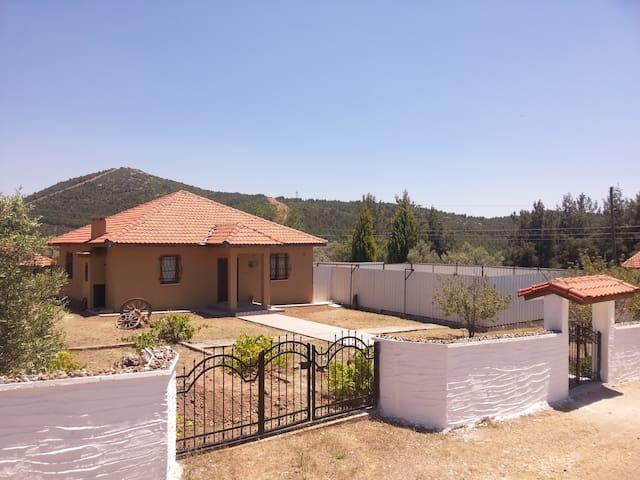 Villa Olivia - Kızılağaç - Talo