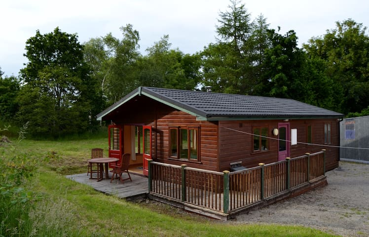 Comfortable Cabin in Lakeland Sligo - Kilmactranny - Chalet