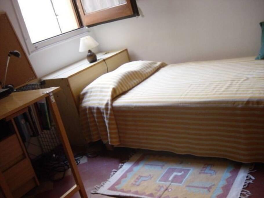 Quiet room/dormitorio muy tranquilo