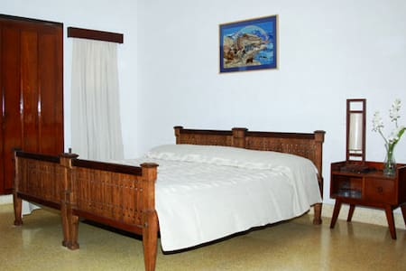Airy room in soothing Kerala - Alappuzha - Villa