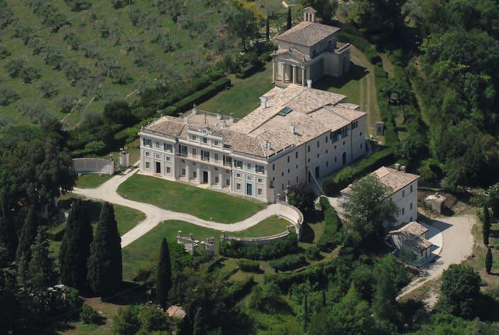 VILLA PIANCIANI COMPLEX  - Spoleto - Villa