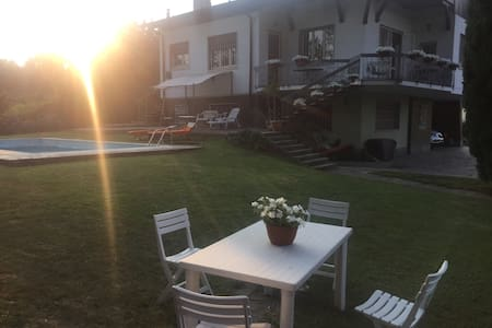 Villa Baggio sport and fly - Jerago Con Orago - Bed & Breakfast