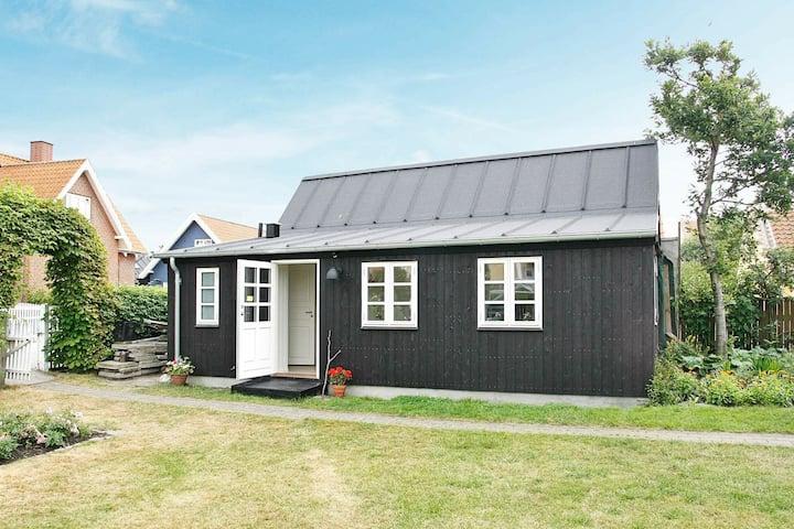 Gemütliches Ferienhaus in Skagen mit Terrasse