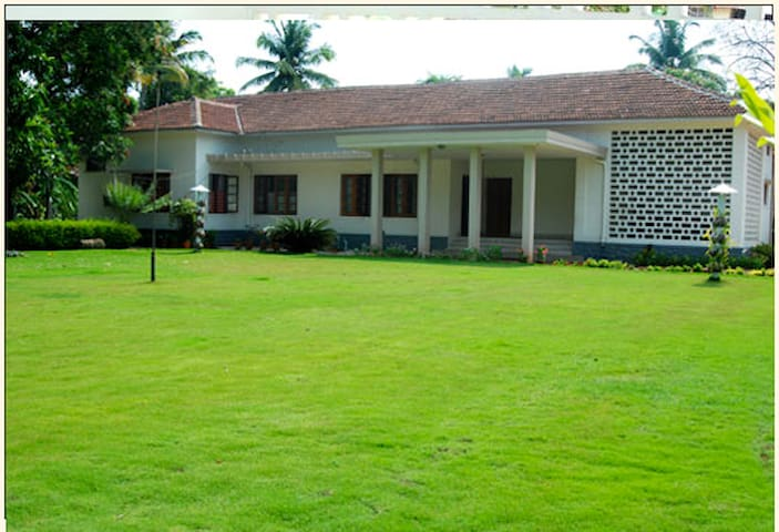 Wonderful relaxing time @ Kerala - Alappuzha - Villa