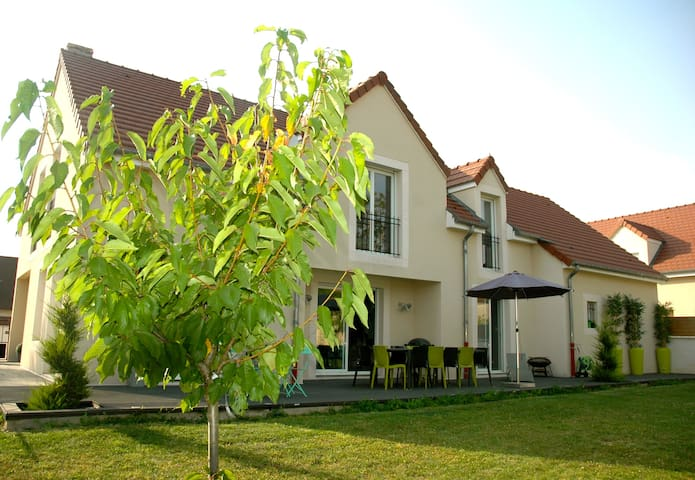 Villa Contemporaine en Bourgogne