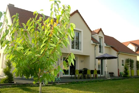 Villa Contemporaine en Bourgogne - Saulon-la-Rue - 別墅