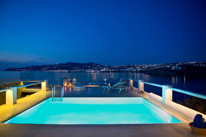 Thea Villa - Private Pool - Ornos - Mykonos