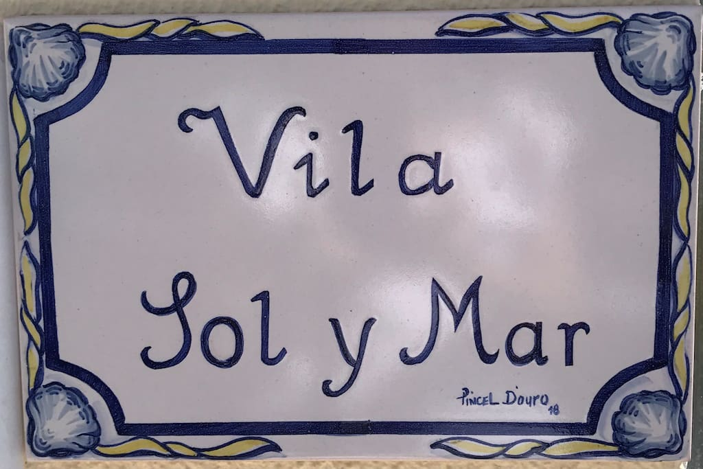 Name of Vila on Tile
