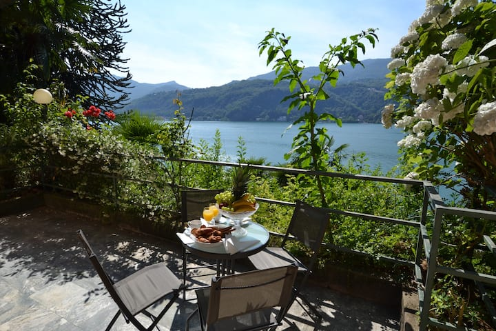 Villa Rina Cottage - Cozy House on Lake Lugano